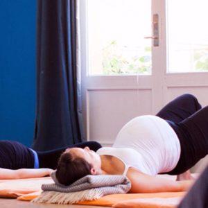 Gravid Yoga I Århus