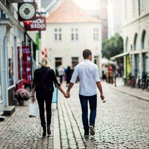 Guidet byvandring I Aarhus