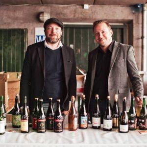 Cidersmagning i København hos Holm Cider