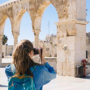Billige rejser - Rejs i foråret
