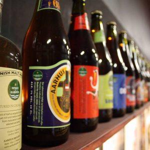 Ølsmagning på Århus Bryghus