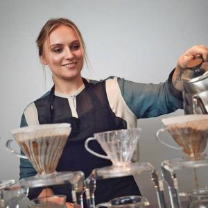 Kaffekursus i Vejle hos BRYG Coffee House