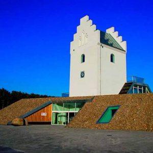 Spadag Læsø - i Vesterø Havnekirke
