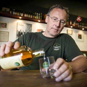 Whiskysmagning hos Aarhus Bryghus