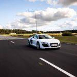 Kør Audi R8 Aarhus