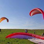 Paragliding Værløse