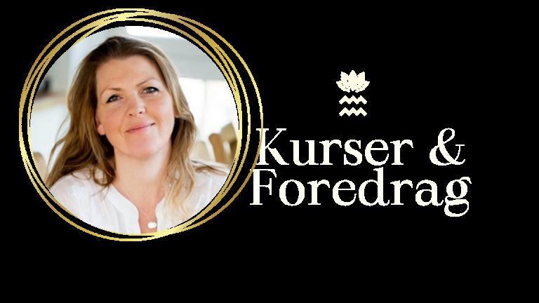 Kurser og Foredrag - Annabianca Cecillia Milter - Livskunst
