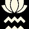 logo meget lys guld transparent