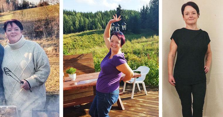 Frøydis har gått ned 28 kg: -Hele livet har blitt lettere!