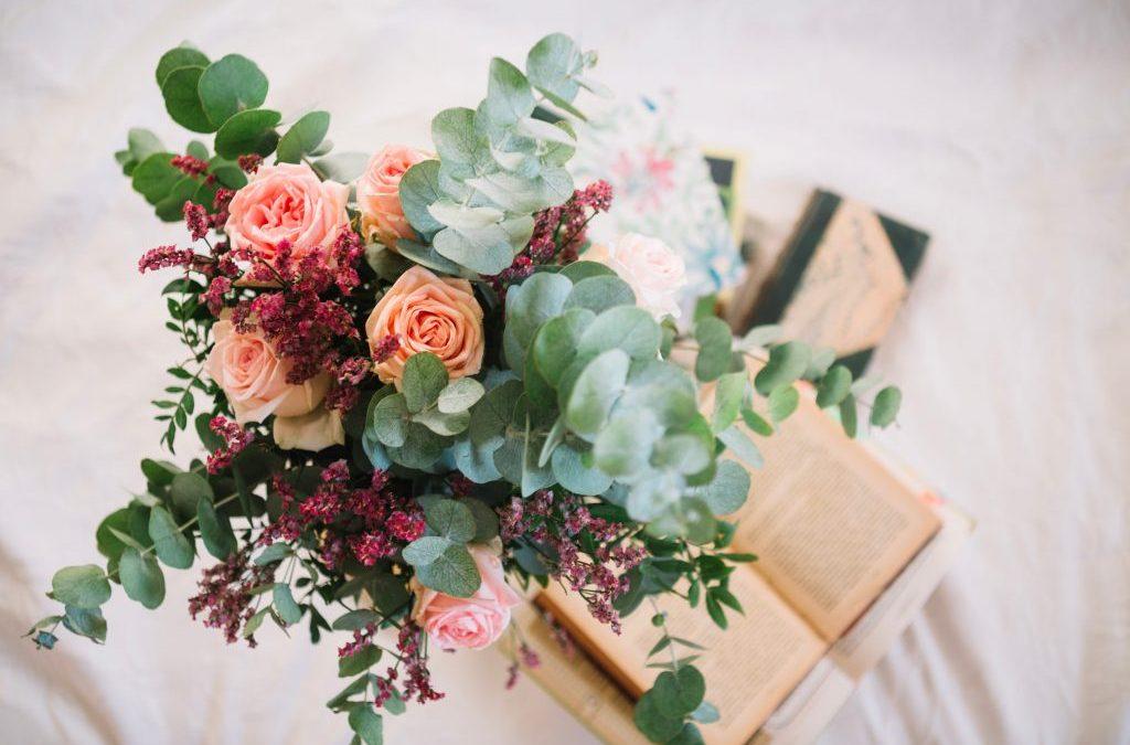 Ladda på med blomsterglädje