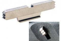 Titanium-slide-lock-extended