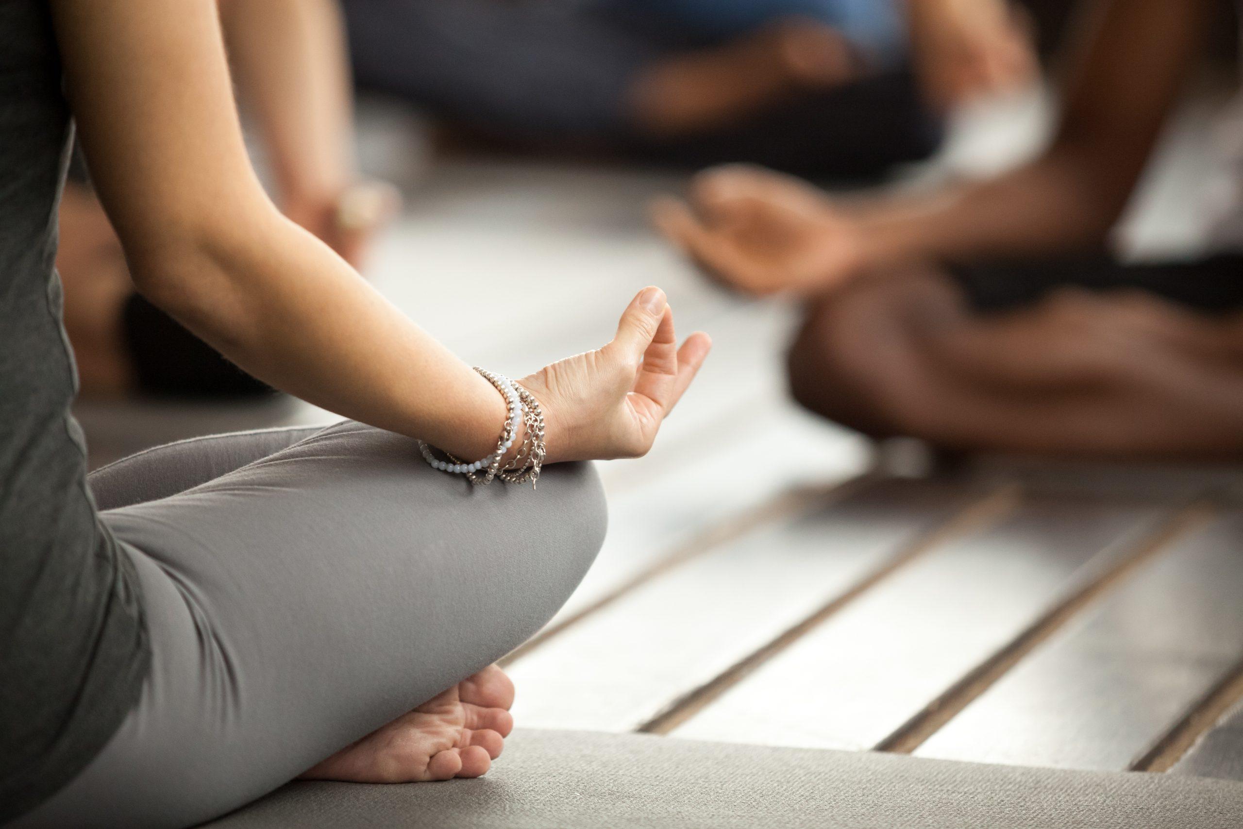 börja yoga?
