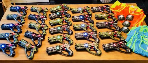 kit laser game à la location