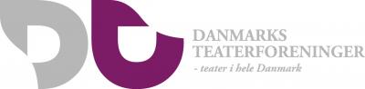 Logo Danmarks teaterforening