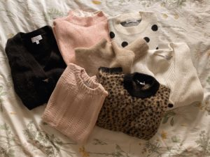 Log Cabin Lady - Why I stopped buying fast fashion - Sweater weather