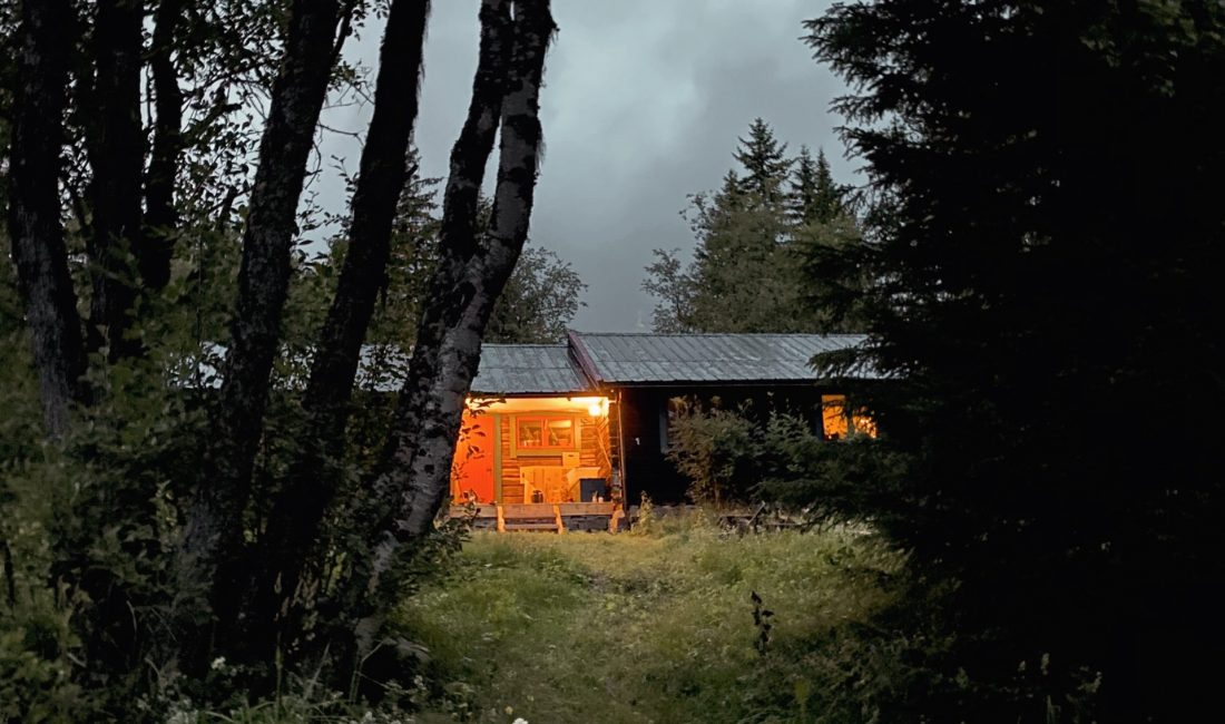 Log Cabin Lady - Three Things Friday - My Favorite Horror movies - Cabin In The Woods