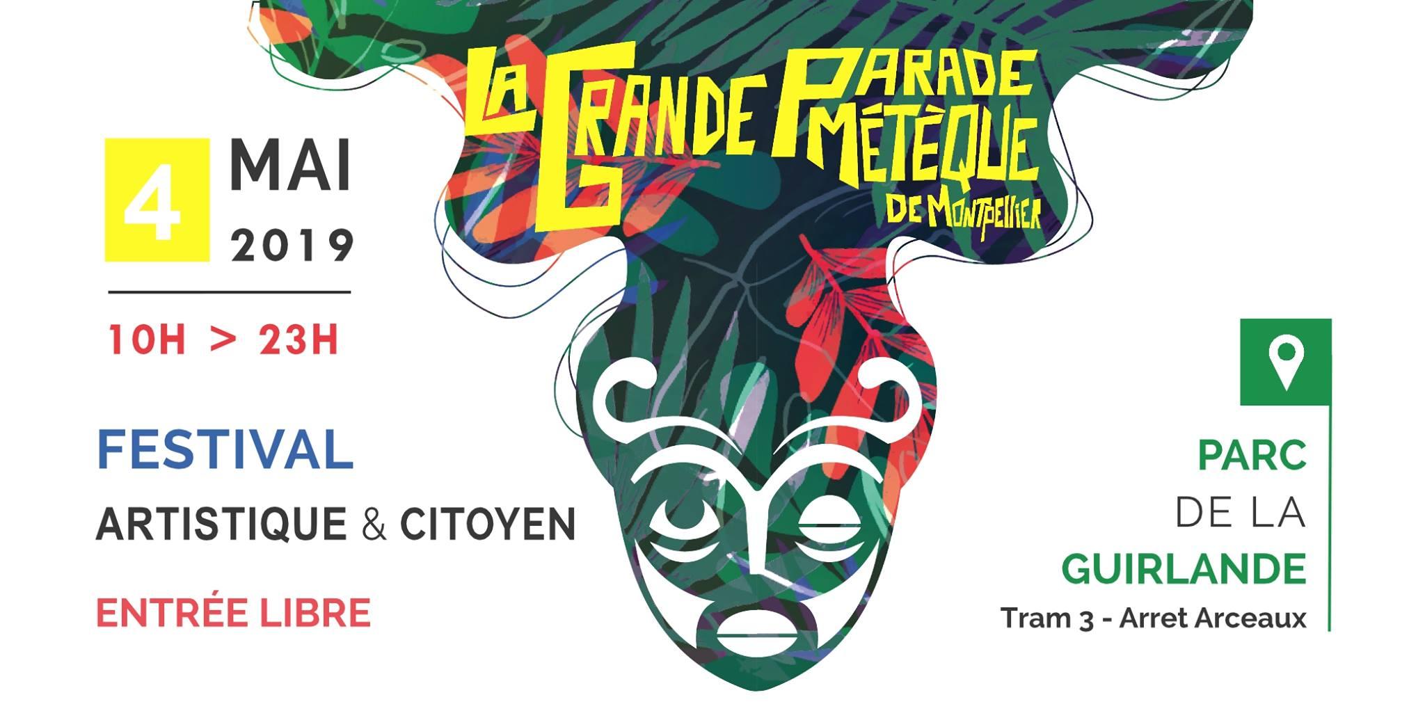 La Grande Parade Métèque - Festival culturel et citoyen