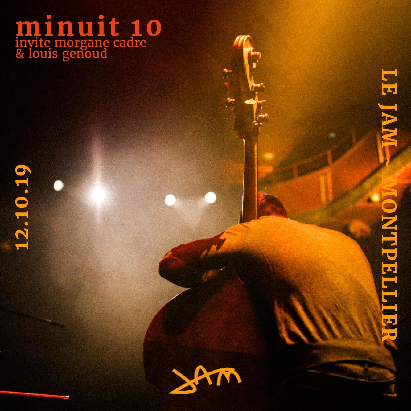 Le jazz innovant de Minuit 10 ce soir au Jam