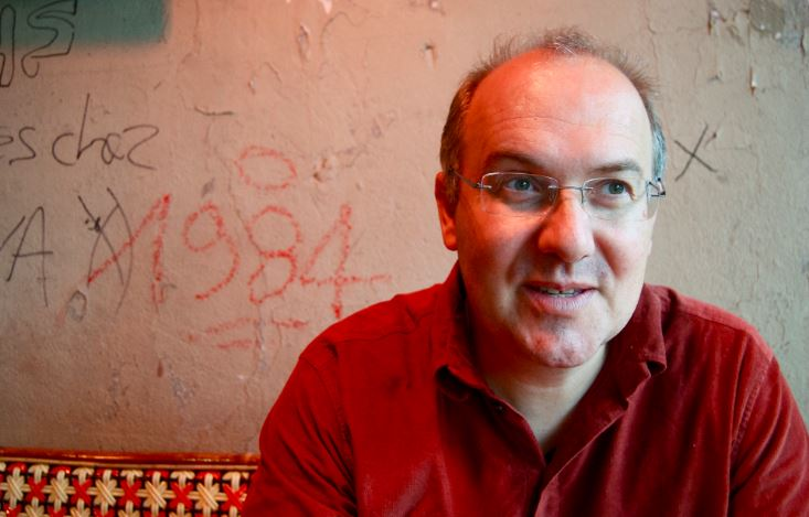 Tropisme : l'événement Alain Damasio