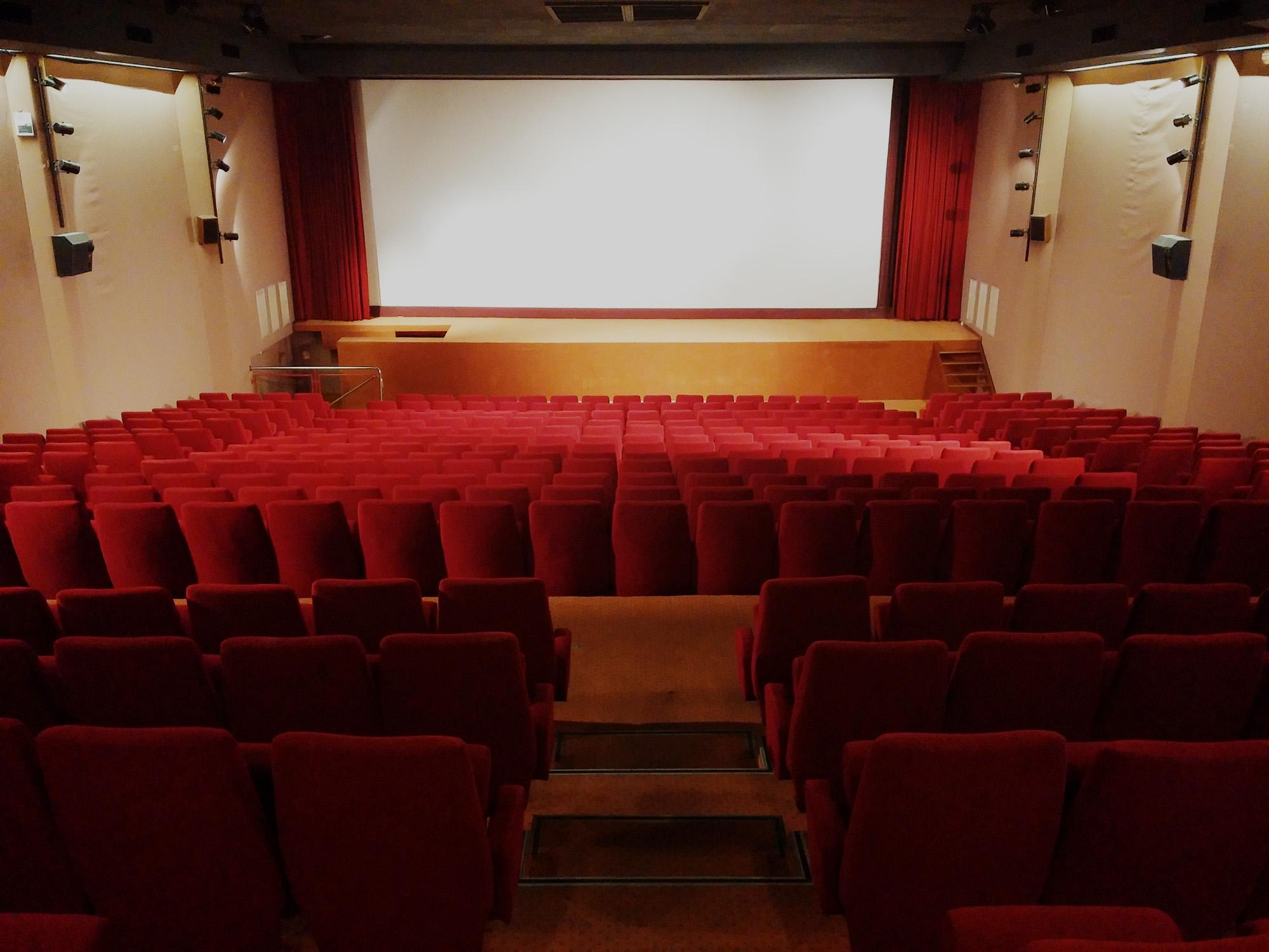 Un festival de cinéma pour les gosses