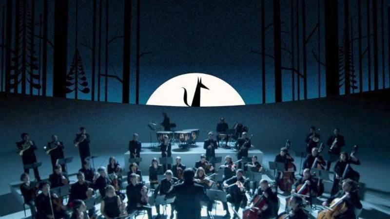 """Noël musical à l'orchestre avec """"Pierre et le Loup"""""""