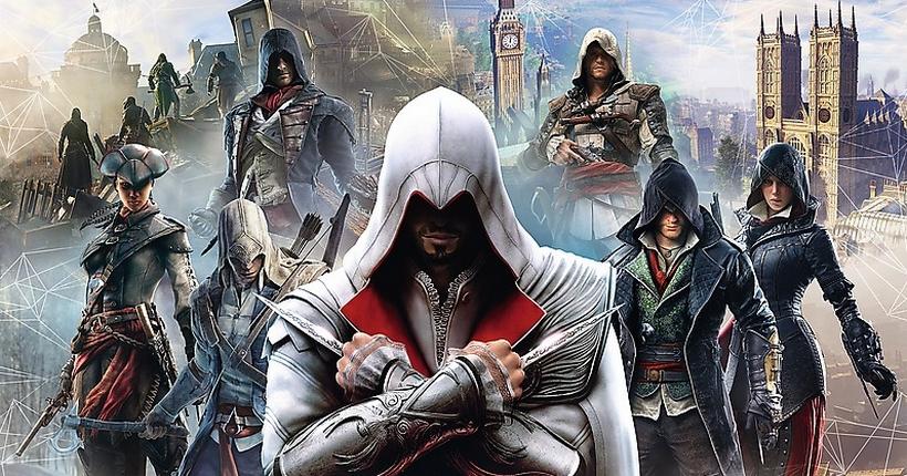 Soirée gaming autour du jeu Assassin's Creed