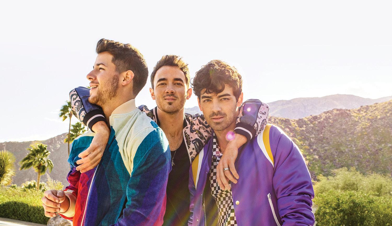 La tournée européenne des Jonas Brothers passe à l'Arena