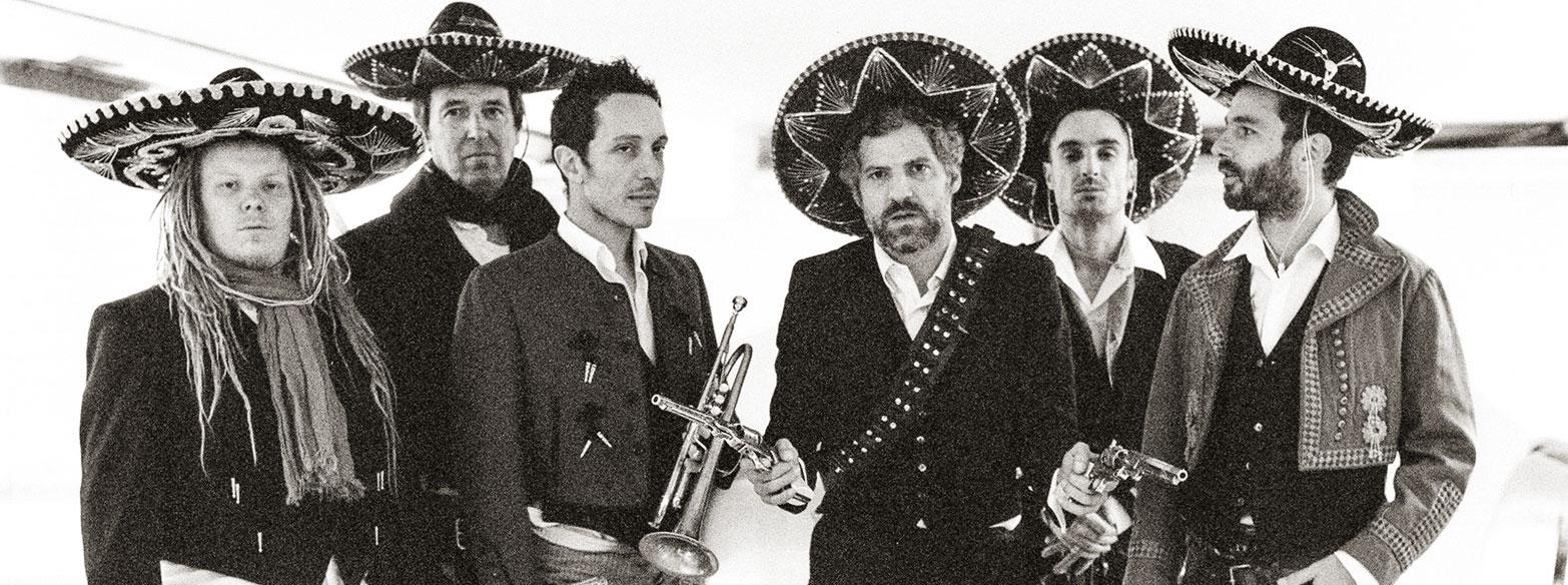 Le retour des Zoufris Maracas avec 9 musiciens