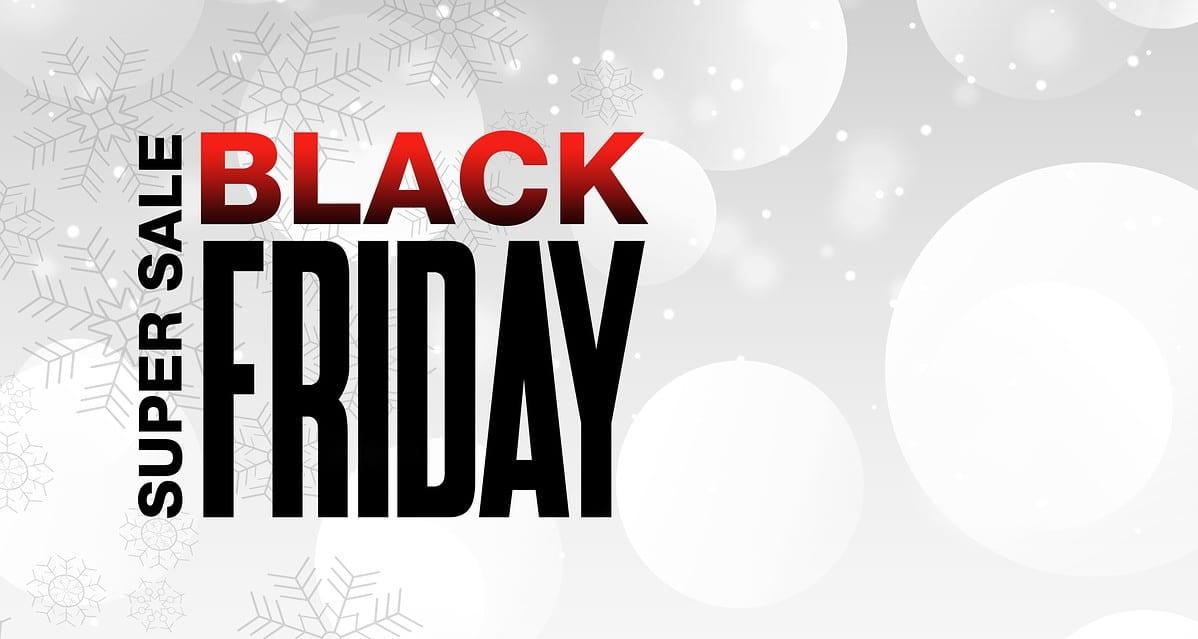 Det er på tide å lyse opp Black Friday!