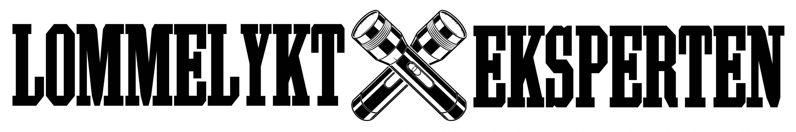 Lommelykt-eksperten logo