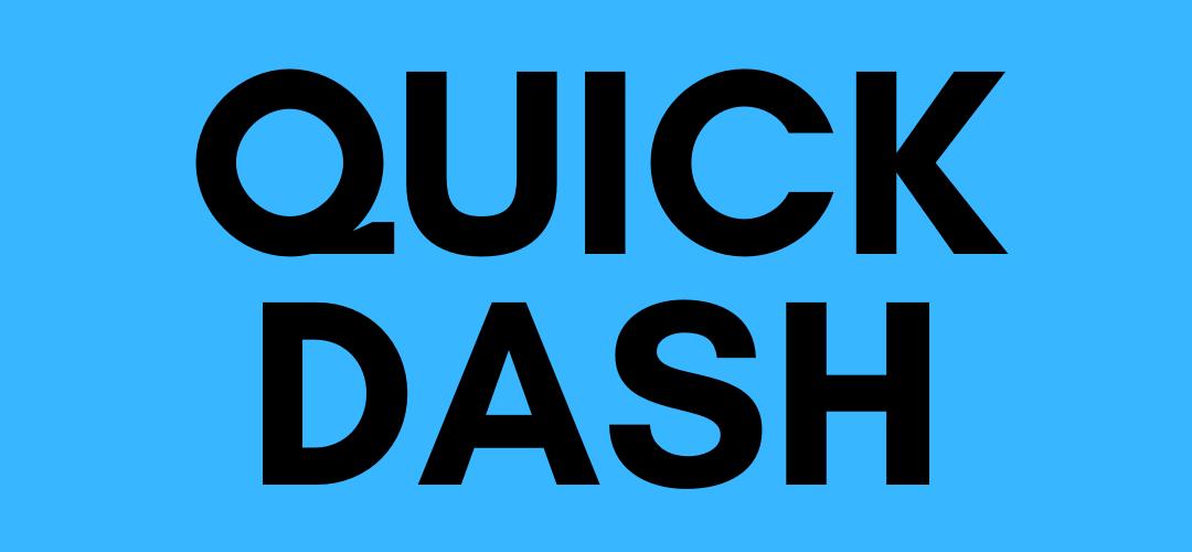 quick dash