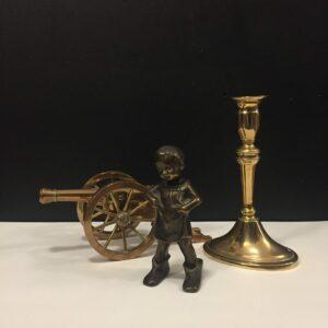 Kobber Messing Bronze
