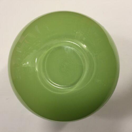 Holmegaard Grøn glasskål