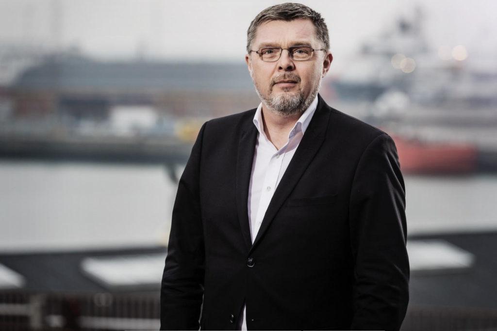 Jesper Bank Port Esbjerg