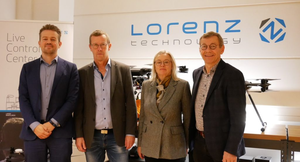 Lorenz Technology Board New member