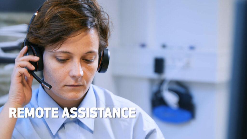 Remote assistance Lorenz Technology