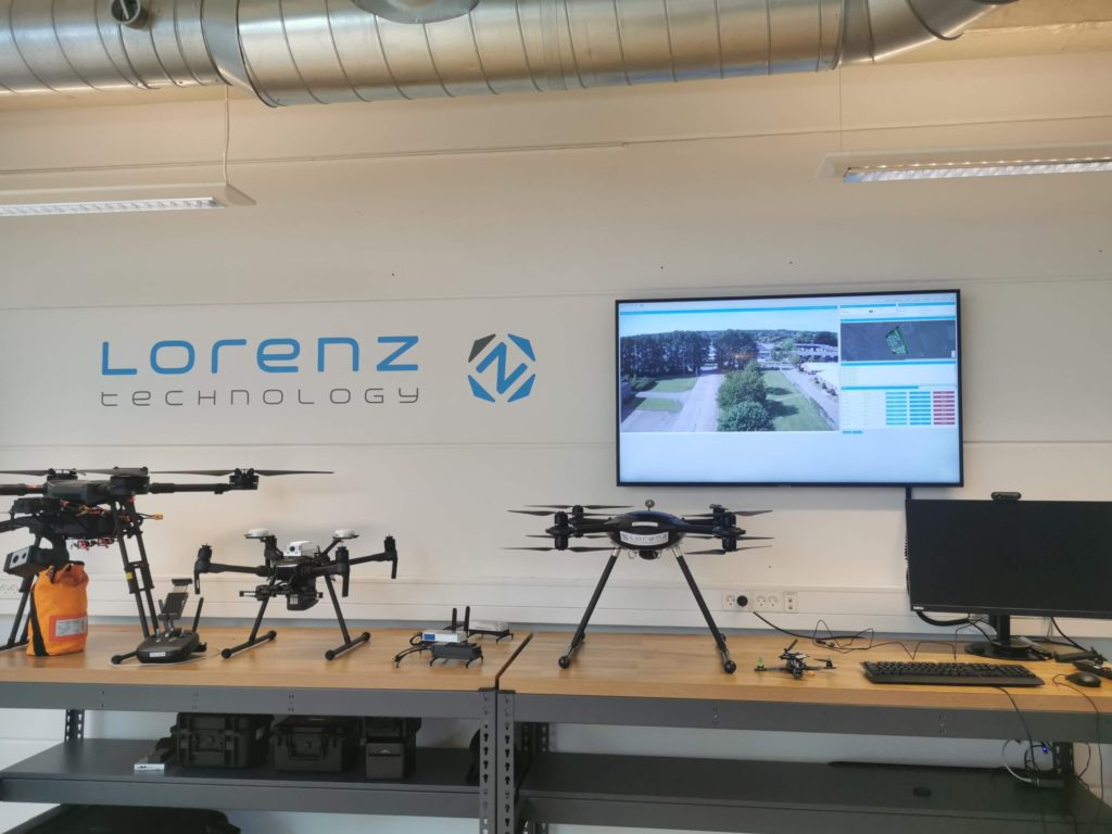 Lorenz intelligent Drone solution HQ