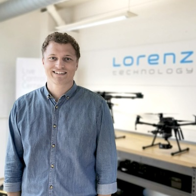 Christian Rasmussen Lorenz Technology