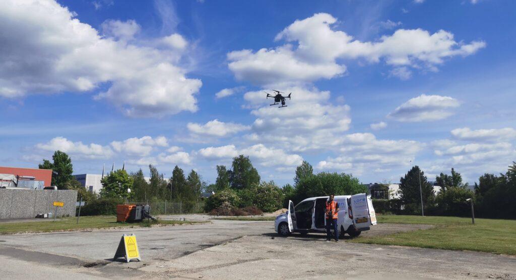 450 Minutes Test Lorenz intellignet drone solution