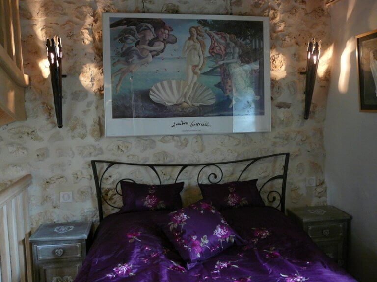Pigeonnier Bedroom