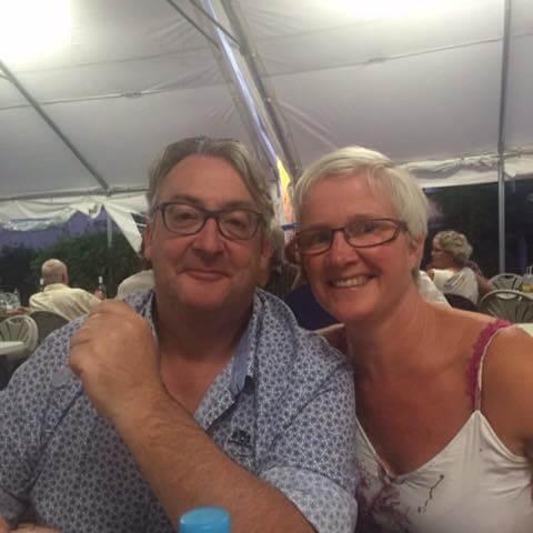 Rudy and Linda van Lammeren