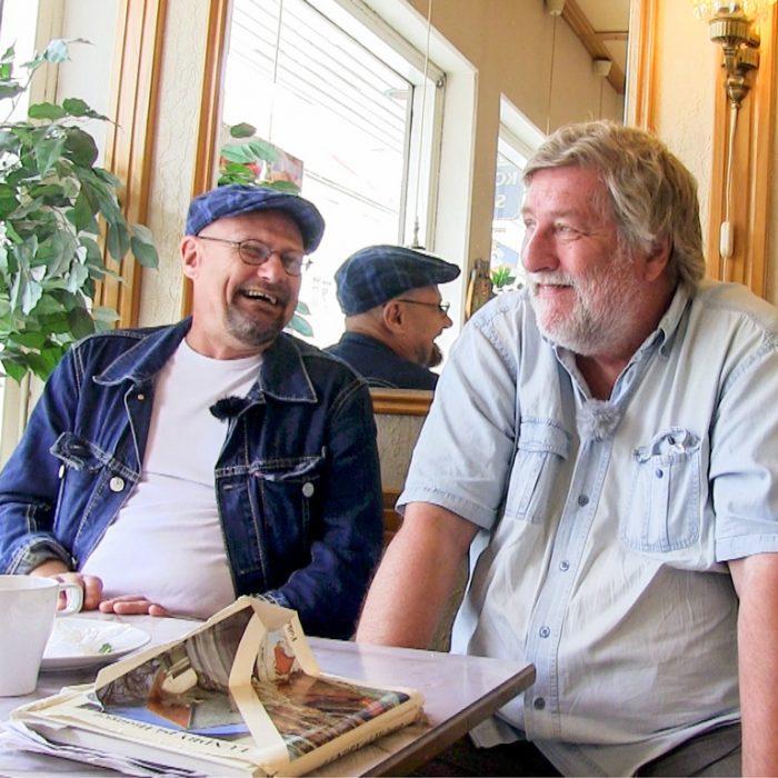 Sten och Sonny – en fyrtioårig behandlingsrelation