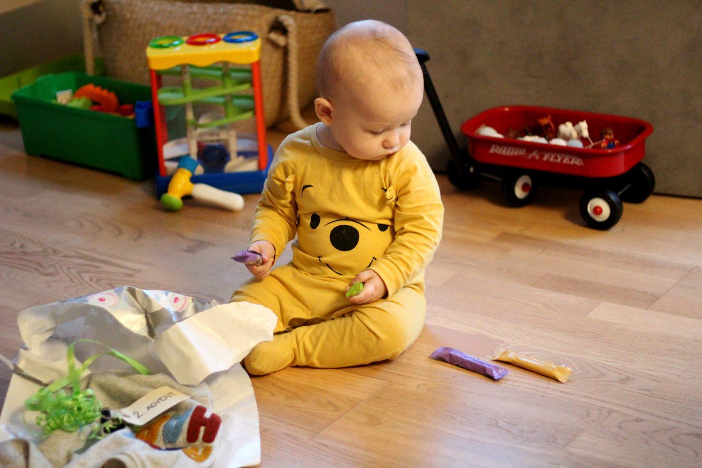 Pakkekalender idéer til små børn
