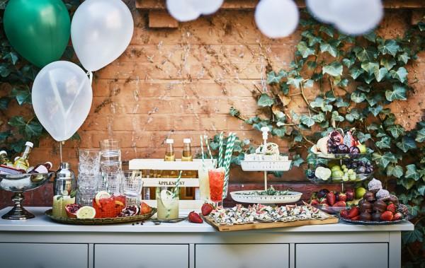 The ultimate wedding feast (on a budget) IKEA