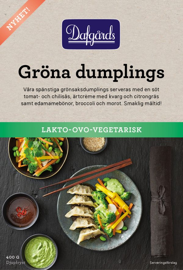 Dumplings Dafgård