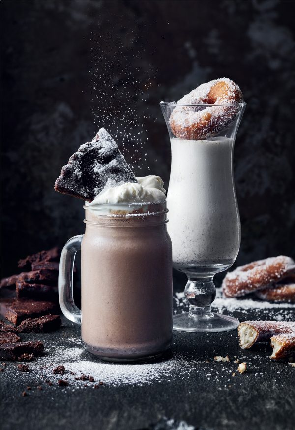 Milkshakes The Barn