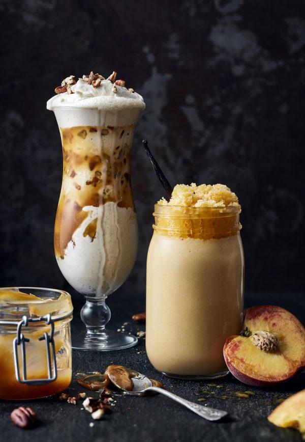 Milkshakes Persika Pekan The Barn