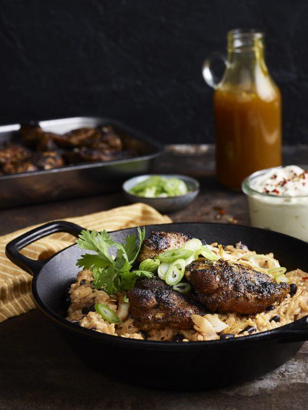Coconut Rice Santa Maria Foodservice
