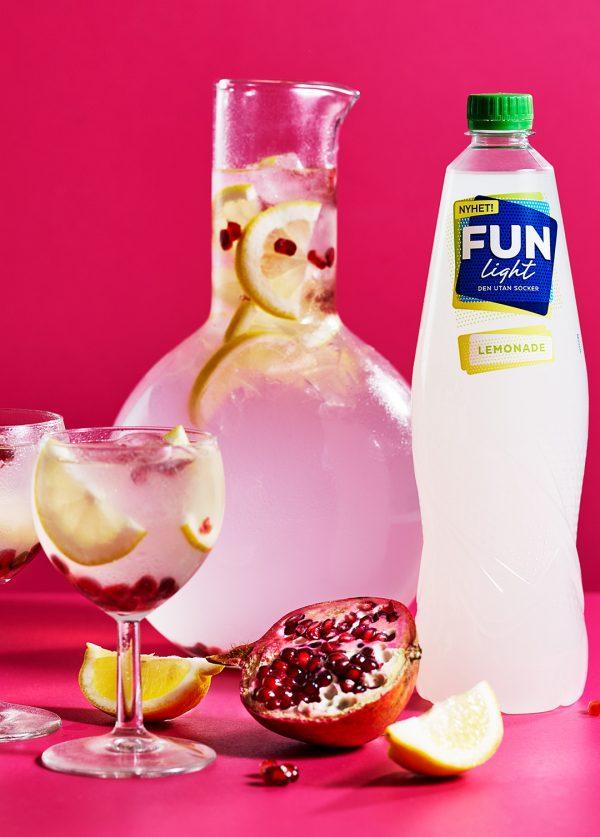 Fun Light Citron Granatäpple