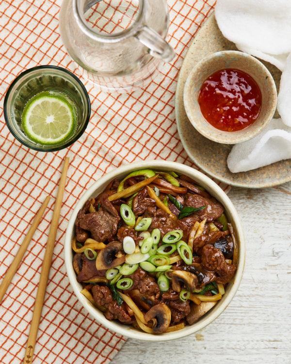Chop Chop Bamboo Beef